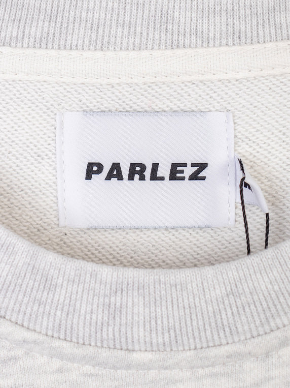 Parlez Zulu Sweat Heather Grey