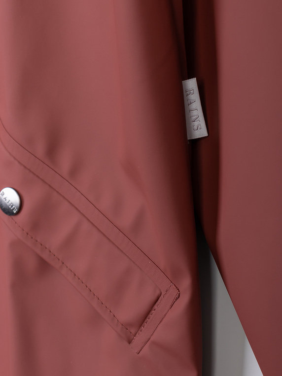 Rains 1201 Jacket Maroon