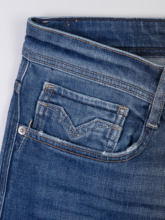 Replay M1005 285 784 Rocco Jeans Denim