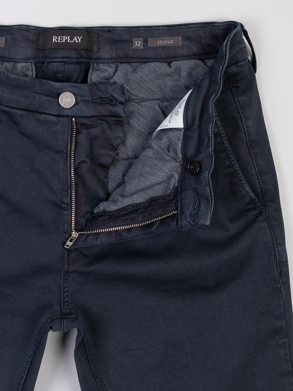 Replay M9627L Zeumar Pant Navy