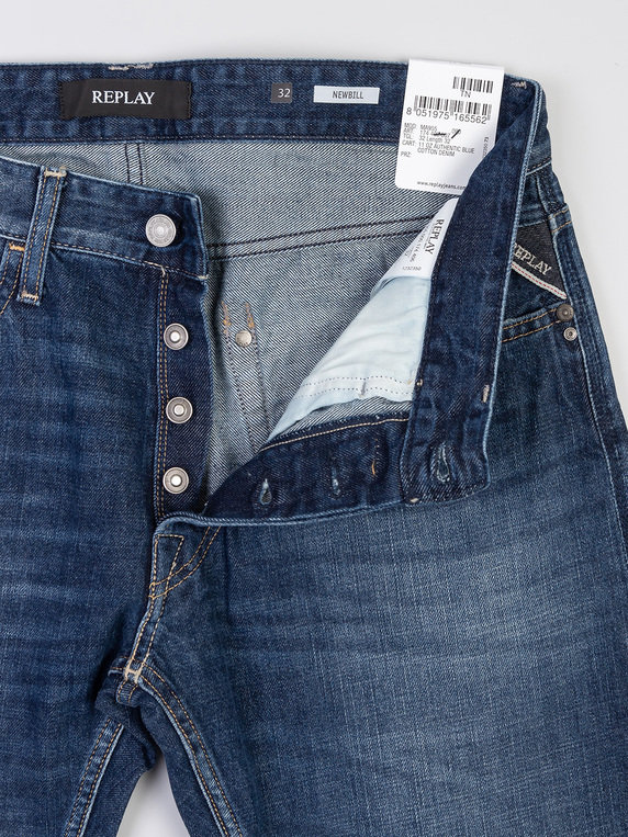 Replay MA955 Newbill Jeans Denim