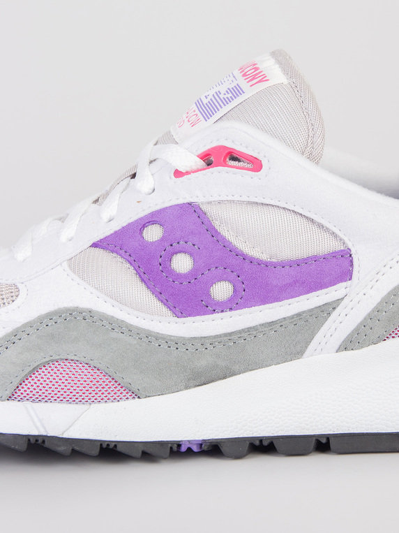 new style b54ae 3c233 Saucony Shadow 6000 White