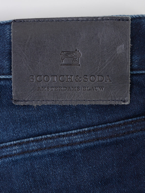 Scotch & Soda Ralston Image Blue