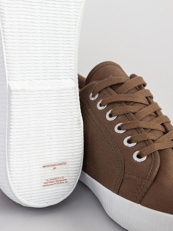 Superga 1705 Cotu Brown