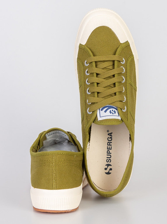 Superga 2390 Cotu Trainer Green