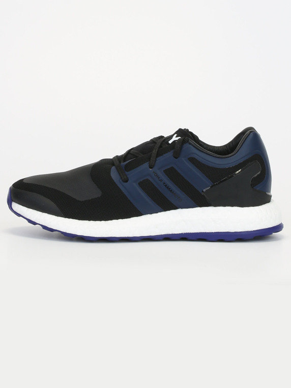 Y-3 Pureboost Trainers Black for Sale  ec089874d