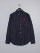Farah Brewer Slim Shirt Navy Thumbnail