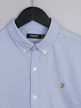 Farah Brewer Slim Shirt Sky Blue Thumbnail