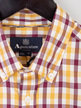 Aquascutum York Long Sleeve Shirt Cherry Thumbnail