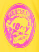 Forty Vicious T-Shirt Yellow Thumbnail