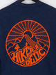 Hikerdelic Core Logo T-Shirt Navy Thumbnail