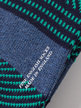 Pantherella 83890 Pattern Socks Navy Thumbnail