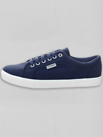 Superga 1705 Cotu Blu Trainer Navy