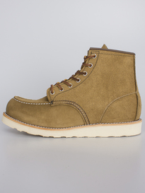 Red Wing Shoes 6 Inch Moc Boot Olive
