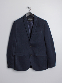 Minimum Lamont Blazer Jacket Navy