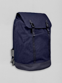 "C6 Small Backpack For Ipad And Macbook Up To 13"" Navy"