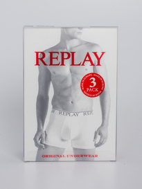 Replay 3 Pack Boxers Multi