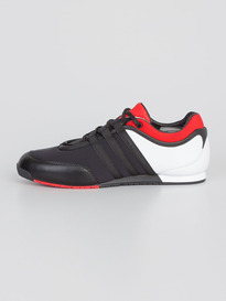 Y-3 BOXING BLACK & RED