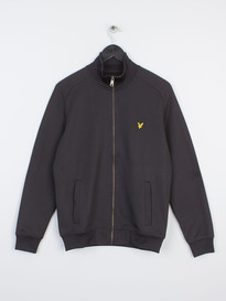 LYLE & SCOTT LS TRICOT JACKET TRUE BLACK