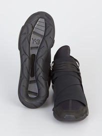 Y-3 QASA HIGH BLACK