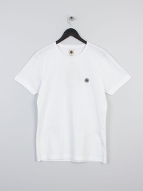 PRETTY GREEN SS CREW NECK TEE WHITE