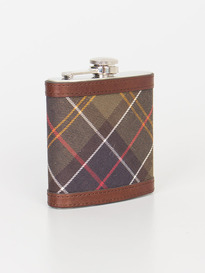 Barbour Hip Flask Tartan
