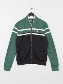 FILA NASO TRACK TOP GREEN