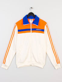 ADIDAS NJ TRACKTOP OFF WHITE