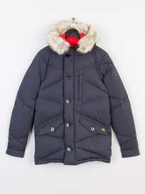 SCOTCH & SODA QUILTED JACKET NIGHT