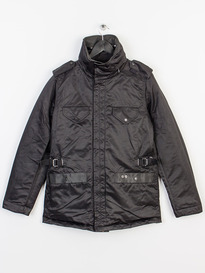 MA.STRUM REVERSIBLE FIELD JACKET BLACK