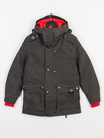 MA.STRUM TROOPER JACKET BLACK