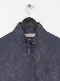 PRETTY GREEN FORTHSEA TRACK TOP NAVY