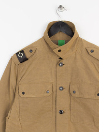 MA.STRUM OVERSHIRT KHAKI