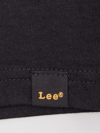 LEE SELF MADE MAN TEE BLACK