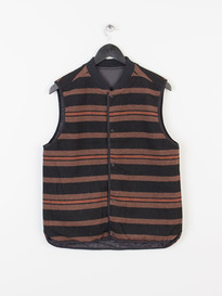 LEE REVERSABLE VEST BLACK
