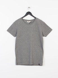LEE ULTIMATE TEE DARK GREY