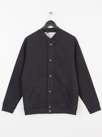 LEE BONDED BOMBER BLACK