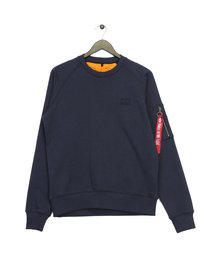 Alpha Industries Fit Sweat Navy
