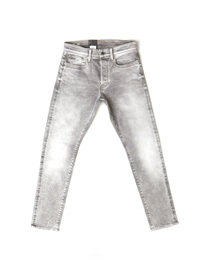 G STAR 3301TAPERED KAMDEN STRETCH GREY
