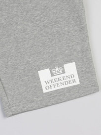 WEEKEND OFFENDER ACTION SHORTS CLASSICS GREY