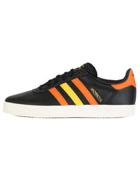 Adidas 350 Trainer Black / Orange / Yellow