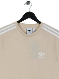 Adidas 3-Stripes T-Shirt Linen
