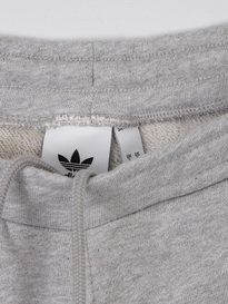 adidas 3 Stripe Shorts Grey