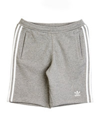 adidas 3-Stripes Short Grey