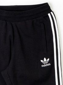 adidas 3 Stripes Trackpants Black