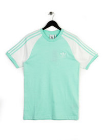 adidas 3-Stripes T-Shirt Mint Green