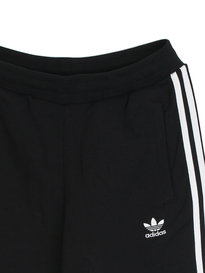 Adidas 3 Stripe Sweatpants Black