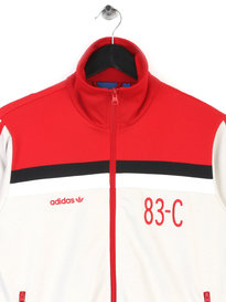 adidas 83-C Tracktop Red