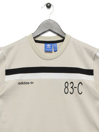 adidas 83-C T-Shirt Brown