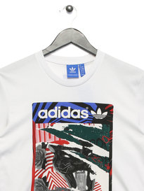 adidas Artist New York T-Shirt White